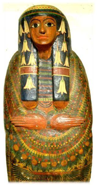 Virginia FILECCIA. La riscoperta di un sarcofago egizio del Museo Archeologico di Firenze.