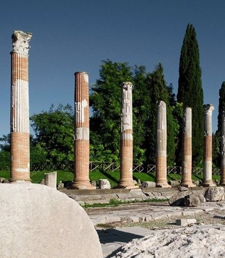 AQUILEIA (Ud). Aquileia ricorda Attila e apre le porte del Foro.