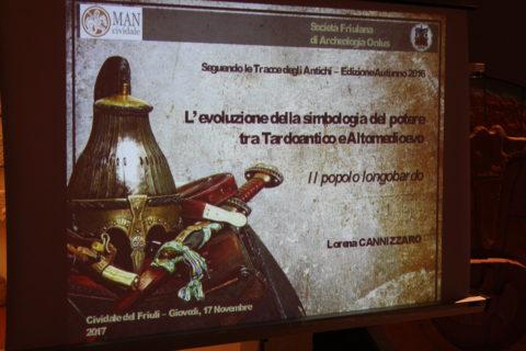 17 nov 2016 Lorena Cannizzaro al MAN di Cividale