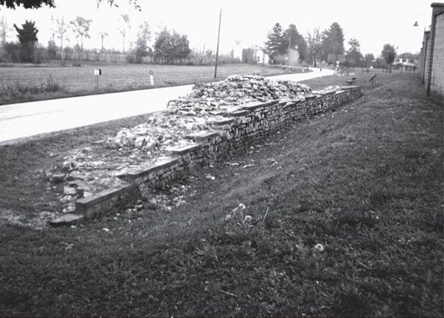 """Maurizio BUORA, Stefano MAGNANI, Il """"Mur Forat"""". L'angolo delle mura nordoccidentali di Aquileia."""
