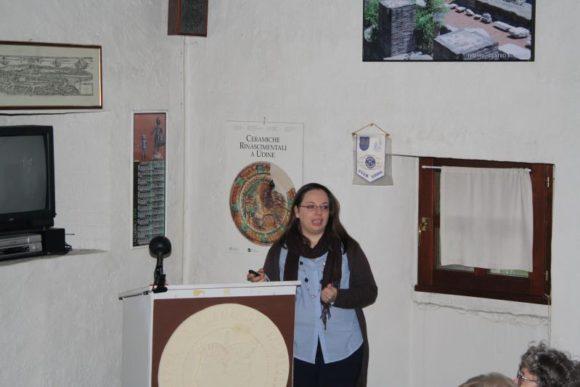 17 mar 2017, Susanna Moser presenta Roma in Egitto, l'Egitto a Roma.