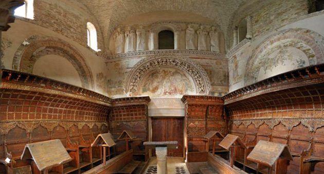 CIVIDALE DEL FRIULI (Ud). Aperto per restauro. Visita guidata gratuita al cantiere-laboratorio del Tempietto Longobardo.