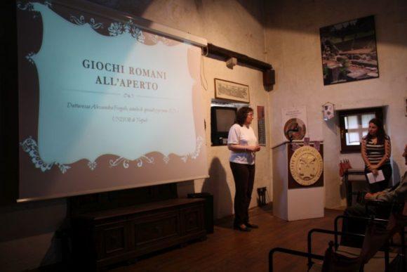 26 mag 2017, Alessandra Gargiulo presenta Alessandra Fragale