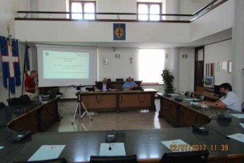22 luglio 2017, Tolmezzo, Conferenza Stampa presentazione Agosto Archeologico