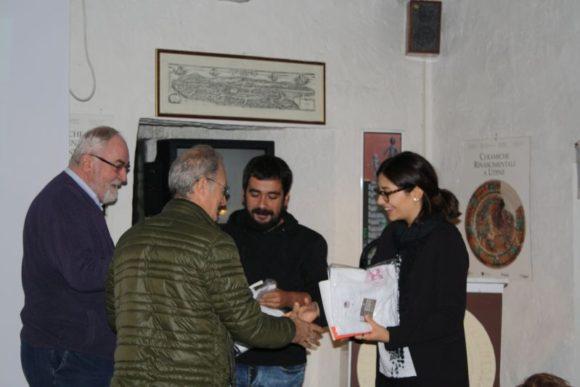 7 nov 2017, Mirko Furlanetto e Cristina Martin in Georgia, perla del Caucaso.
