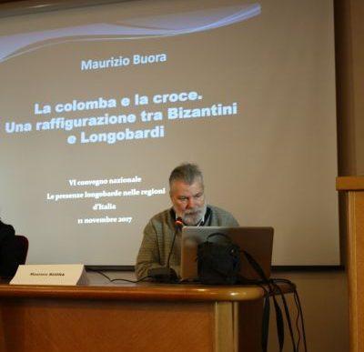 11 nov 2017, Maurizio Buora durante il suo intervento