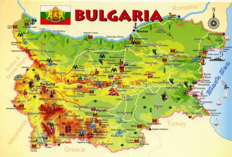 TOUR DELLA BULGARIA SCONOSCIUTA