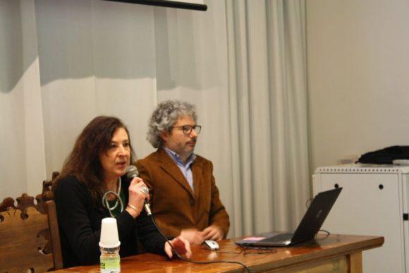 16 gen 2018, Annalisa Giovanni e Giovanni Tasca alla SFF