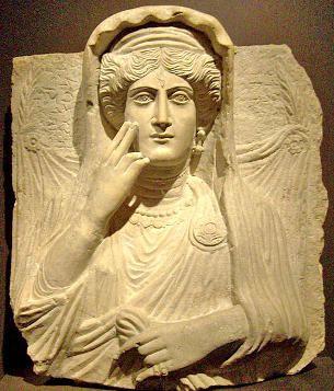 Chiara ZANFORLINI, Dee, regine e spose del deserto: le donne di Palmira.