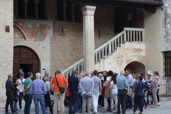 12 mag 2018, Santa Maria in Silvis, Sesto al Reghena – V Settimana della Cultura Friulana