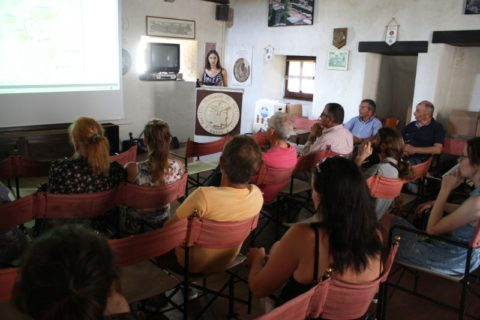15 giugno 2018: Valentina Flapp, Le crocette auree delle sepolture longobarde a Cividale del Friuli.