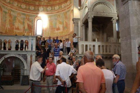 18 lug 2018, Attila ad Aquileia, in Basilica.