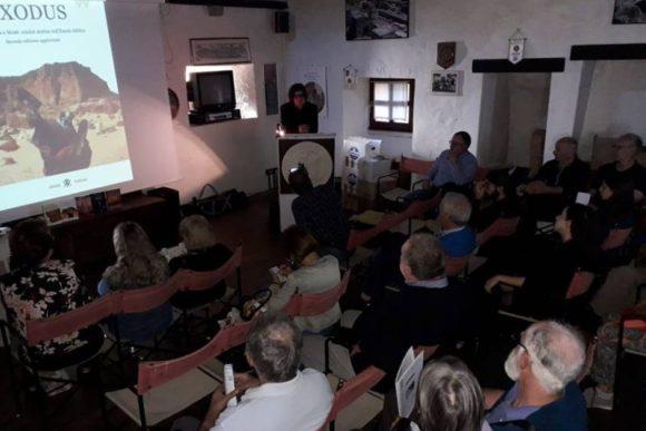 Giovedì 27 settembre 2018, ore 17.30: Andrea Di Lenardo (Università Ca' Foscari di Venezia), I Popoli del Mare nella Bibbia.