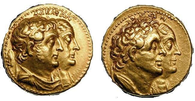 Micaela Vernamonte.  L'ascesa politica delle regine Lagidi attraverso la fonte numismatica.