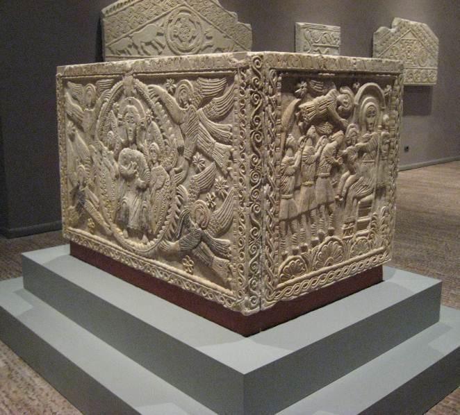 Laura CHINELLATO, I marmi altomedievali del Museo Cristiano di Cividale del Friuli dai caratteri del rilievo alla committenza.