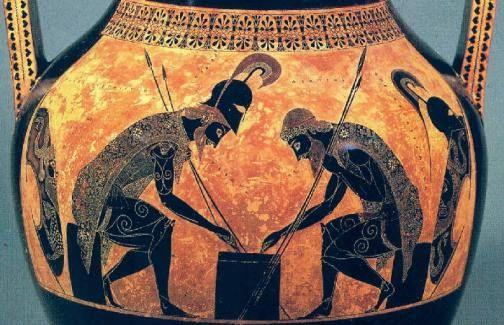 Alessandra FRAGALE, I giochi nel mondo greco e romano.