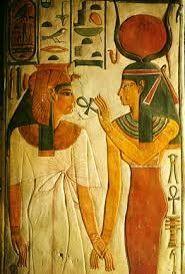 Chiara ZANFORLINI, Merit e Nefertari: due volti delle Valli.