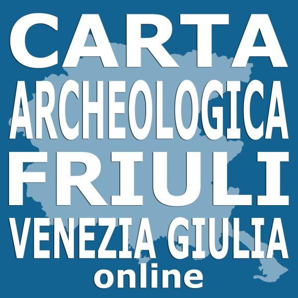 ARCHEOCARTAFVG – Carta Archeologica del Friuli Venezia Giulia on line – APP