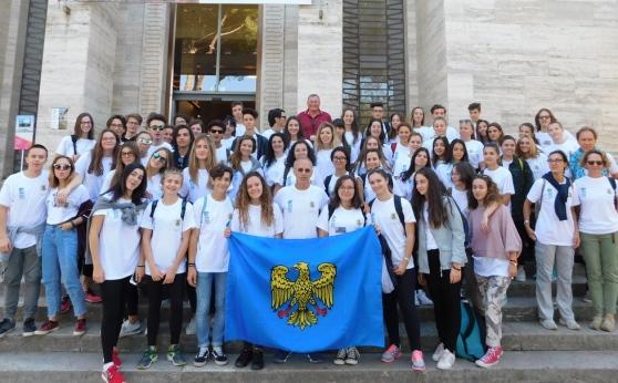 SOCIETA' FRIULANA DI ARCHEOLOGIA. Numeri record per il Campus Paestum: 370 studenti di 8 istituti regionali.