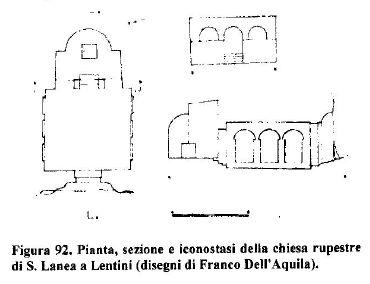 Santino Alessandro CUGNO, Franco dell'AQUILA, Il templon nelle chiese rupestri siciliane.