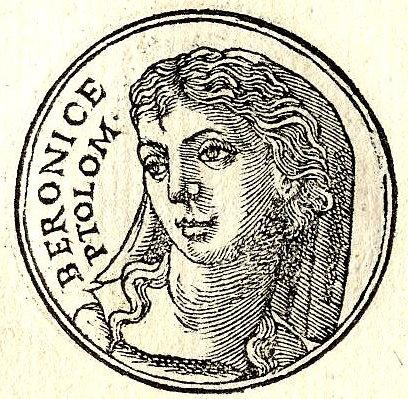 Micaela Vernamonte. BERENICE I E ARSINOE II: DUE REGINE A CONFRONTO.