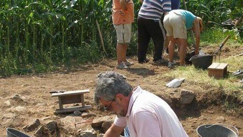 MORUZZO (Ud). Completata la campagna di scavi archeologici: reperti in esposizione.