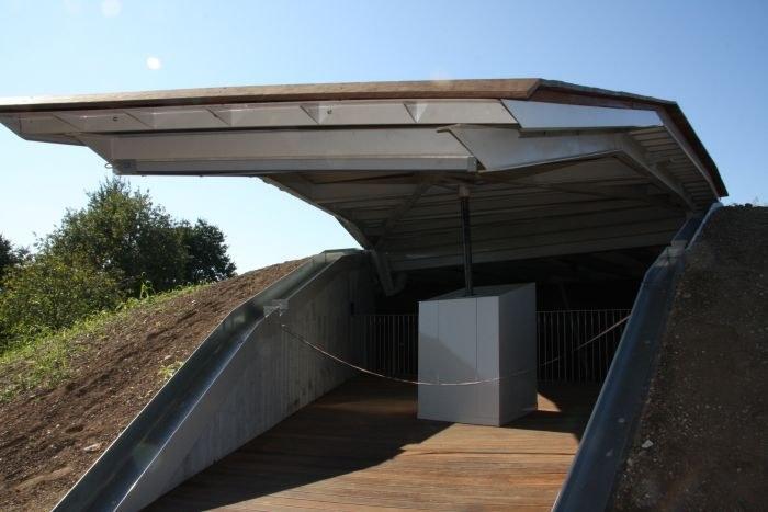 UDINE. Aprite alle visite la tomba del piú antico abitatore di Udine.