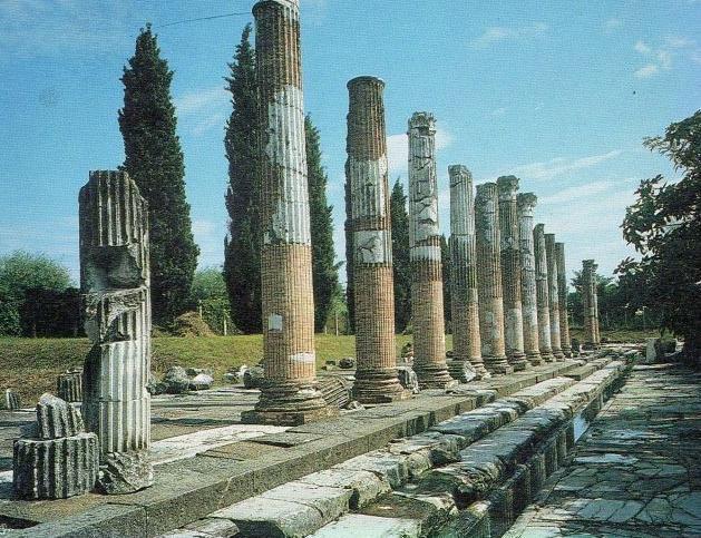 AQUILEIA MATER – 2200 anni dopo la fondazione di Aquileia.