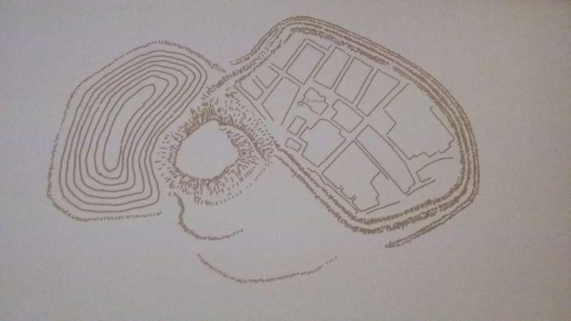 UDINE. Reperti archeologici protostorici in via Mercatovecchio.