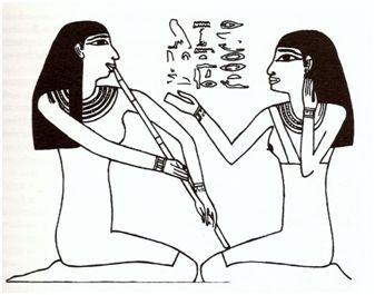Seguendo le tracce degli antichi… special – Curiosità sulla musica egizia.