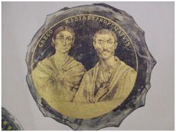 Seguendo le tracce degli antichi… special – I vetri dorati romani e le loro decorazioni.