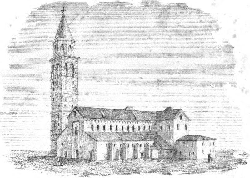 GUIDA STORICA dell'Antica Aquileia, di Vincenzo Zandonati.
