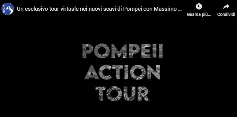 POMPEI ACTION TOUR