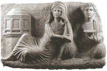 LE DONNE DI PALMIRA