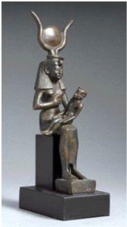 IL CULTO DI ISIDE IN EGITTO, di Chiara Zanforlini