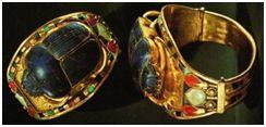 L'oro dei faraoni, di Chiara Zanforlini.