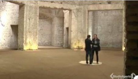 ROMA: Viaggio nei palazzi di Nerone: la Domus Transitoria e la Domus Aurea.