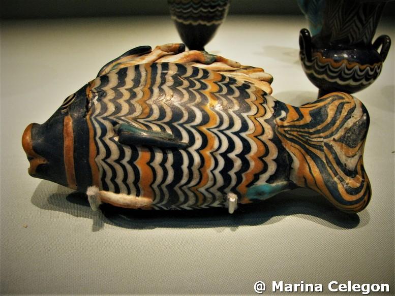 Il pesce … e il pescare, di Marina Celegon.