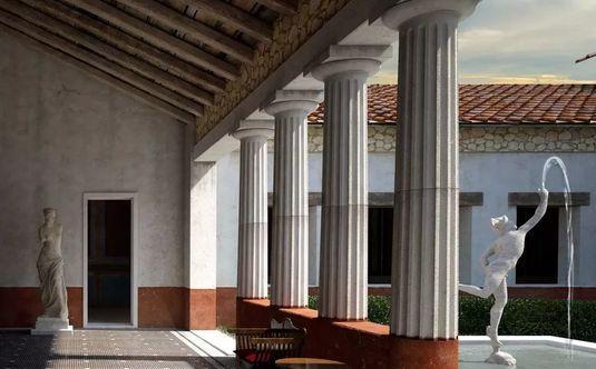 AQUILEIA (Ud). Rinasce la domus di Tito Macro, unica casa romana scavata integralmente.