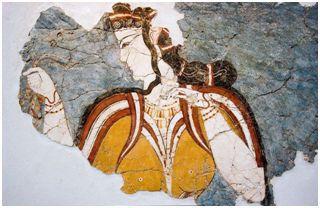 PREZIOSI RITROVAMENTI: gioielli e ornamenti dal mondo miceneo, di Valentina Annaccarato.