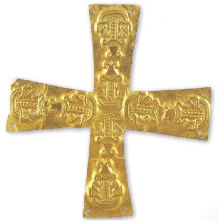 Valentina FLAPP. Le crocette auree delle sepolture longobarde a Cividale del Friuli.