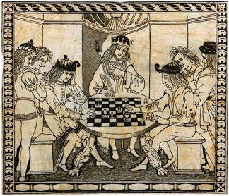 «Quando si parte il gioco de la zara»: i giochi nelle opere di Dante, di Federico Guariglia.